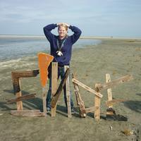 De stam van Scouting Look Wide op Schiermonnikoog