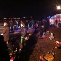 Scouting Look Wide helpt bij gezelligheid schaatsbaan in Haren