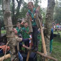 Open dag bij Scouting Look Wide